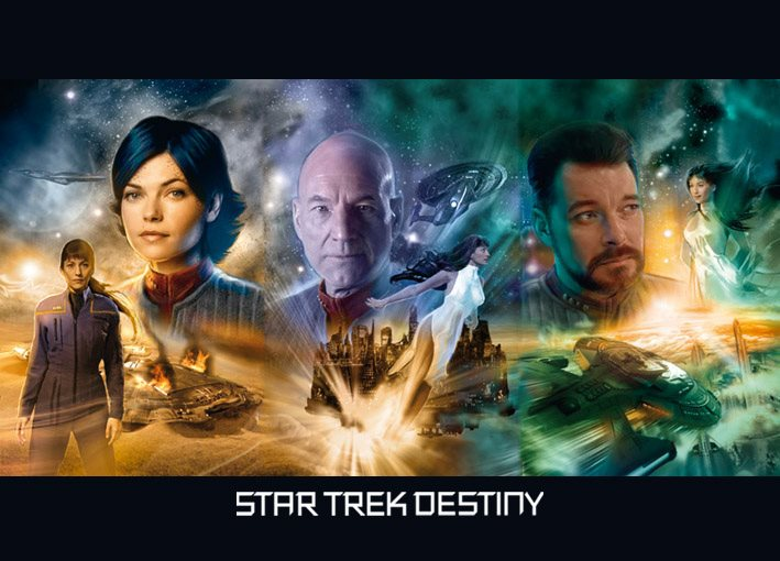 Star Trek Destiny Poster